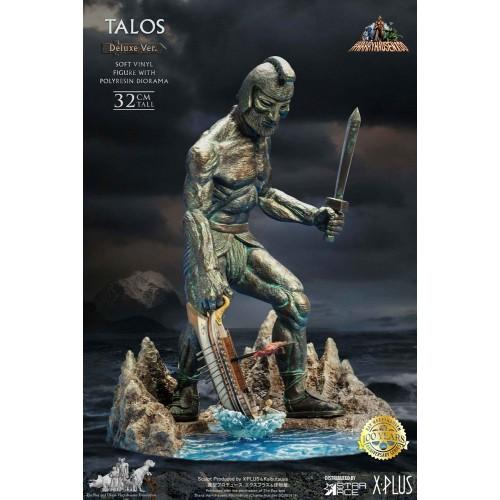 Jason and the Argonauts Soft Vinyl Statue Ray Harryhausens Talos Deluxe Ver. 32 cm Star Ace Toys - 5