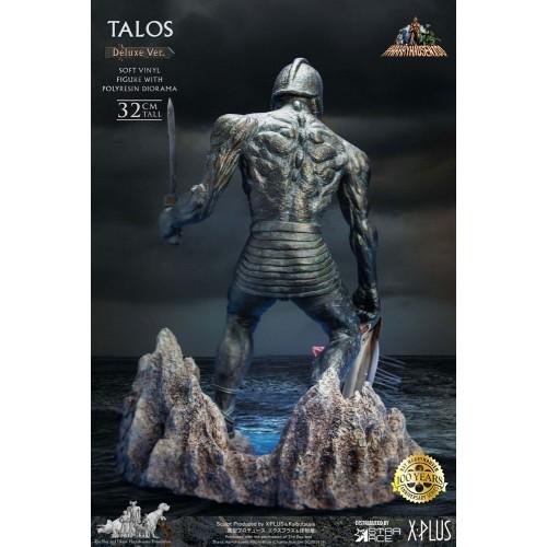 Jason and the Argonauts Soft Vinyl Statue Ray Harryhausens Talos Deluxe Ver. 32 cm Star Ace Toys - 6