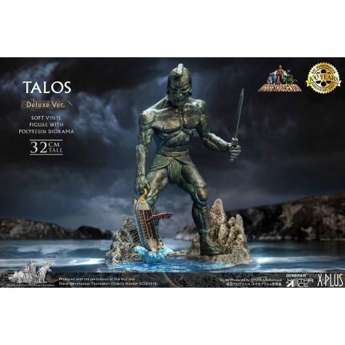 Jason and the Argonauts Soft Vinyl Statue Ray Harryhausens Talos Deluxe Ver. 32 cm Star Ace Toys - 7