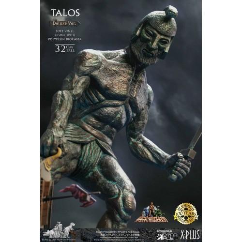 Jason and the Argonauts Soft Vinyl Statue Ray Harryhausens Talos Deluxe Ver. 32 cm Star Ace Toys - 8