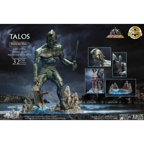 Jason and the Argonauts Soft Vinyl Statue Ray Harryhausens Talos Deluxe Ver. 32 cm Star Ace Toys - 11