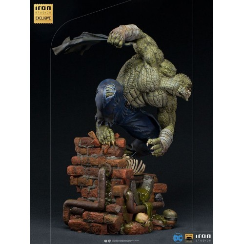 DC Comics BDS Art Scale Statue 1/10 Killer Croc Event Exclusive 31 cm Iron Studios - 7