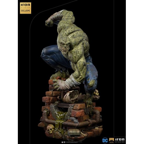 DC Comics BDS Art Scale Statue 1/10 Killer Croc Event Exclusive 31 cm Iron Studios - 13