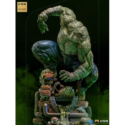 DC Comics BDS Art Scale Statue 1/10 Killer Croc Event Exclusive 31 cm Iron Studios - 14