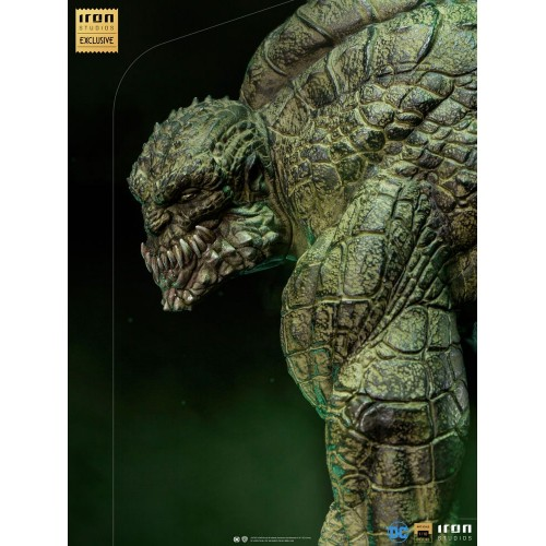 DC Comics BDS Art Scale Statue 1/10 Killer Croc Event Exclusive 31 cm Iron Studios - 16