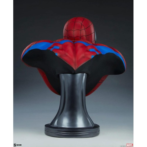 Marvel Bust 1/1 Spider-Man 58 cm Sideshow Collectibles - 6