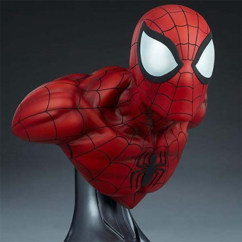 Marvel Bust 1/1 Spider-Man 58 cm Sideshow Collectibles - 1