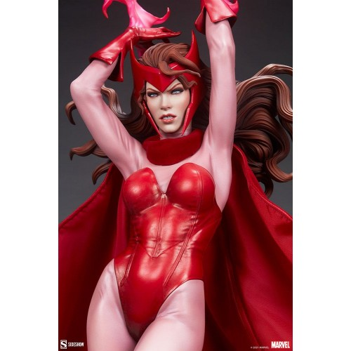 Marvel Premium Format Statue Scarlet Witch 74 cm Sideshow Collectibles - 8