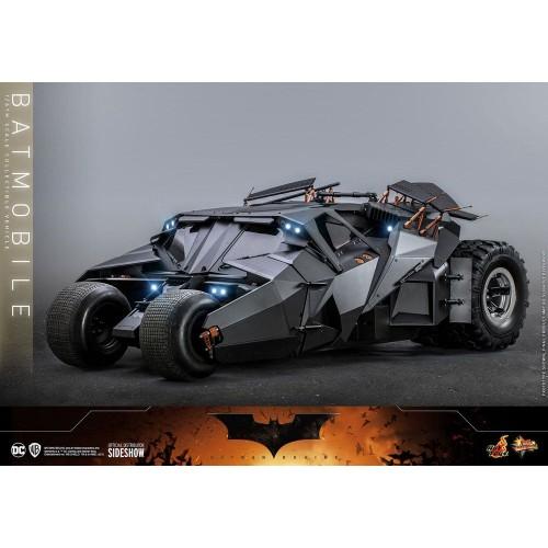 The Dark Knight Trilogy Movie Masterpiece Action Figure 1/6 Batmobile 73 cm Hot Toys - 3