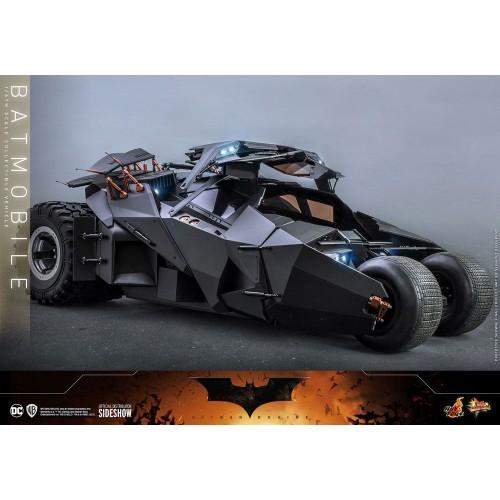 The Dark Knight Trilogy Movie Masterpiece Action Figure 1/6 Batmobile 73 cm Hot Toys - 6