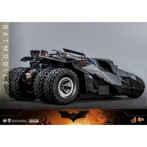 The Dark Knight Trilogy Movie Masterpiece Action Figure 1/6 Batmobile 73 cm Hot Toys - 12