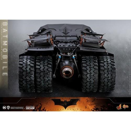 The Dark Knight Trilogy Movie Masterpiece Action Figure 1/6 Batmobile 73 cm Hot Toys - 13