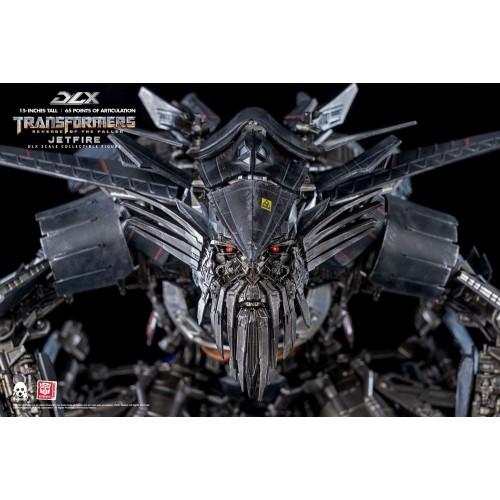 Transformers: Revenge of the Fallen DLX Action Figure 1/6 Jetfire 38 cm ThreeZero - 5
