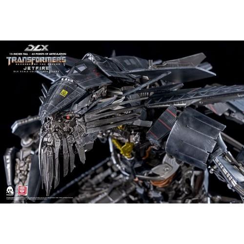 Transformers: Revenge of the Fallen DLX Action Figure 1/6 Jetfire 38 cm ThreeZero - 6