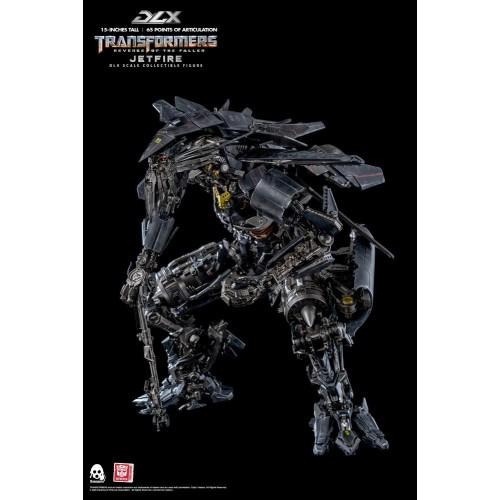 Transformers: Revenge of the Fallen DLX Action Figure 1/6 Jetfire 38 cm ThreeZero - 7