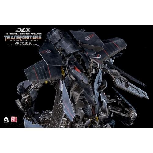 Transformers: Revenge of the Fallen DLX Action Figure 1/6 Jetfire 38 cm ThreeZero - 10