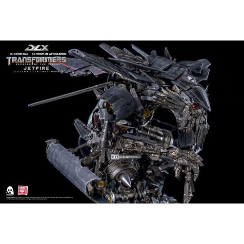 Transformers: Revenge of the Fallen DLX Action Figure 1/6 Jetfire 38 cm ThreeZero - 11