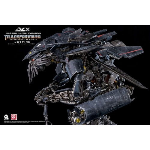 Transformers: Revenge of the Fallen DLX Action Figure 1/6 Jetfire 38 cm ThreeZero - 12