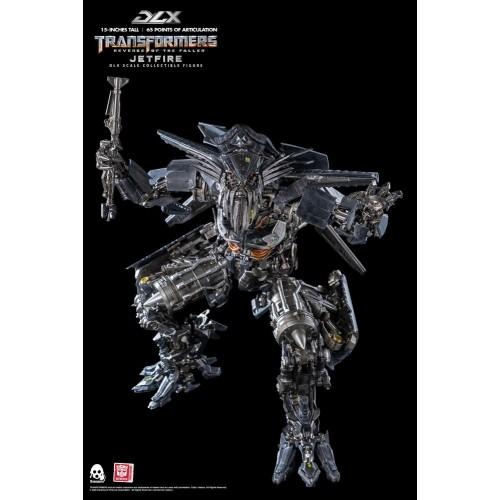 Transformers: Revenge of the Fallen DLX Action Figure 1/6 Jetfire 38 cm ThreeZero - 15