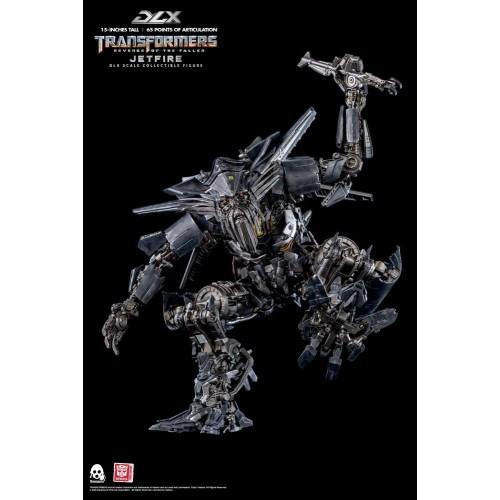 Transformers: Revenge of the Fallen DLX Action Figure 1/6 Jetfire 38 cm ThreeZero - 17