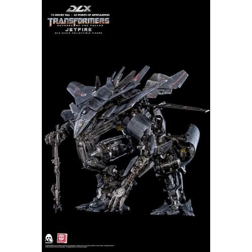 Transformers: Revenge of the Fallen DLX Action Figure 1/6 Jetfire 38 cm ThreeZero - 18