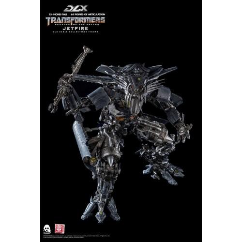 Transformers: Revenge of the Fallen DLX Action Figure 1/6 Jetfire 38 cm ThreeZero - 19
