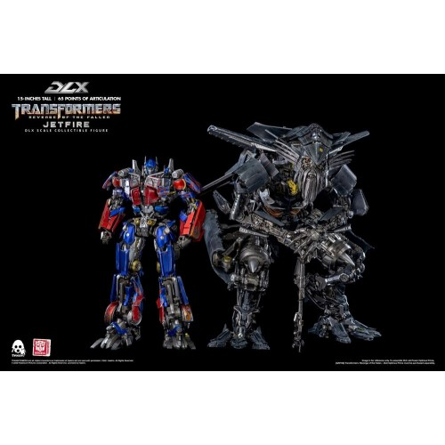 Transformers: Revenge of the Fallen DLX Action Figure 1/6 Jetfire 38 cm ThreeZero - 20