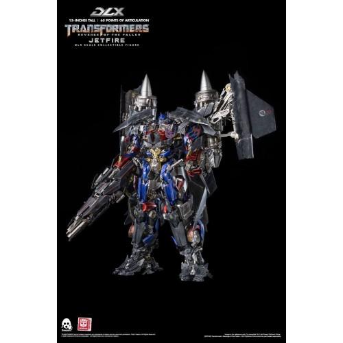Transformers: Revenge of the Fallen DLX Action Figure 1/6 Jetfire 38 cm ThreeZero - 21