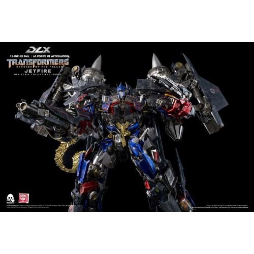 Transformers: Revenge of the Fallen DLX Action Figure 1/6 Jetfire 38 cm ThreeZero - 22