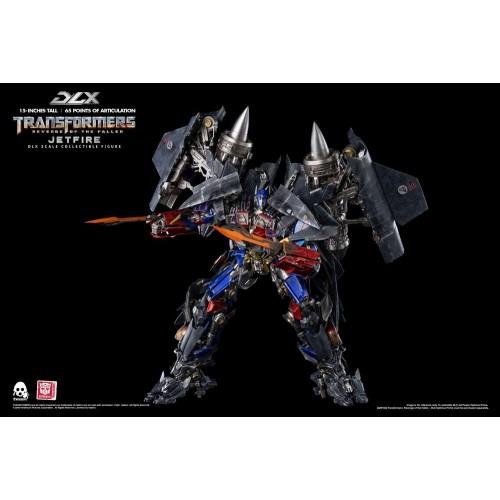 Transformers: Revenge of the Fallen DLX Action Figure 1/6 Jetfire 38 cm ThreeZero - 23
