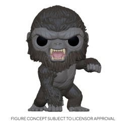 Godzilla Vs Kong Super Sized POP! Movies Vinyl Figure Kong 25 cm FUNKO - 1