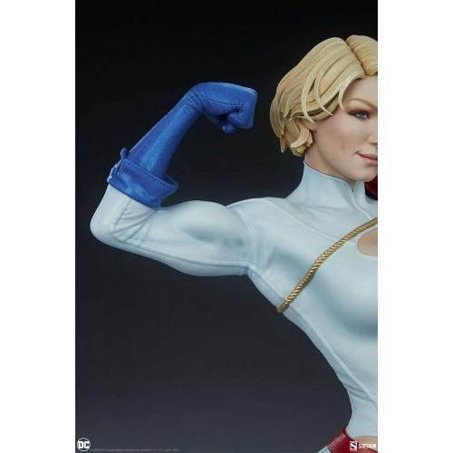 DC Comics Premium Format Figure Power Girl 63 cm Sideshow Collectibles - 14