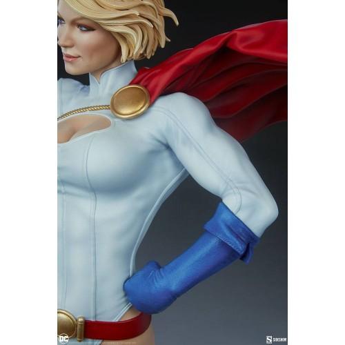 DC Comics Premium Format Figure Power Girl 63 cm Sideshow Collectibles - 15