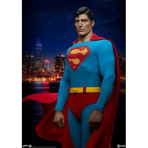 Superman Premium Format Figure Superman: The Movie 52 cm Sideshow Collectibles - 4