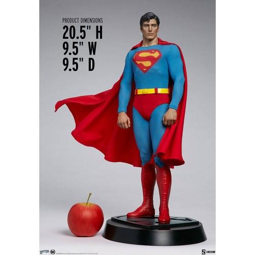 Superman Premium Format Figure Superman: The Movie 52 cm Sideshow Collectibles - 5