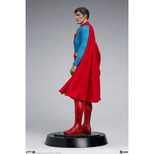 Superman Premium Format Figure Superman: The Movie 52 cm Sideshow Collectibles - 7