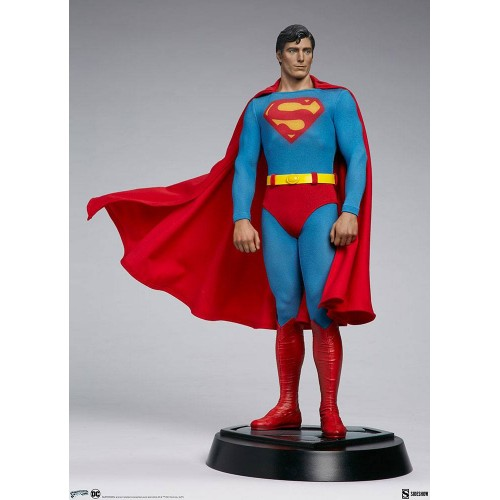 Superman Premium Format Figure Superman: The Movie 52 cm Sideshow Collectibles - 10