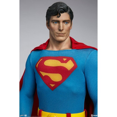 Superman Premium Format Figure Superman: The Movie 52 cm Sideshow Collectibles - 12