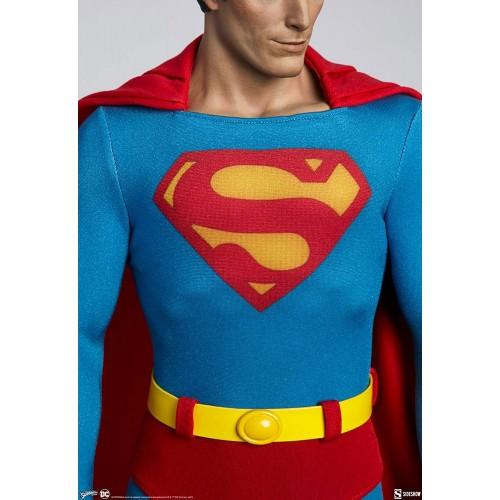 Superman Premium Format Figure Superman: The Movie 52 cm Sideshow Collectibles - 14