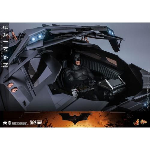 Batman Begins Movie Action Figure 1/6 Batman 32 cm Hot Toys - 19