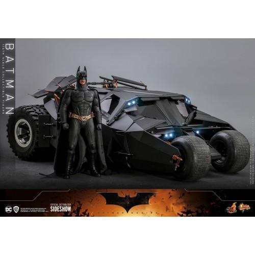 Batman Begins Movie Action Figure 1/6 Batman 32 cm Hot Toys - 21