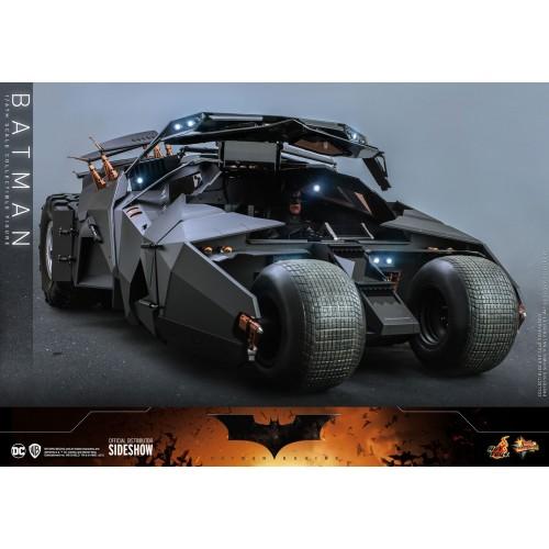 Batman Begins Movie Action Figure 1/6 Batman 32 cm Hot Toys - 23