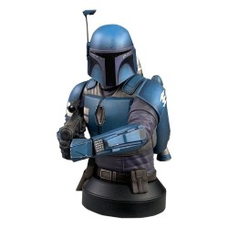 Star Wars The Mandalorian Bust 1/6 Death Watch Previews Exclusive 18 cm GENTLE GIANT - 1