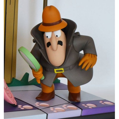 The Pink Panther Statue Pink Panther & The Inspector 41 cm HOLLYWOOD COLLECTIBLES GROUP HCG - 6