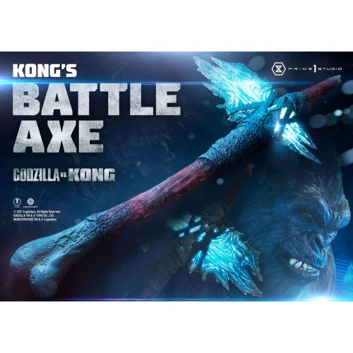 Godzilla vs Kong Replica 1/1 Kong's Battle Axe 95 cm Prime 1 Studio - 2