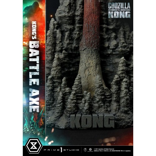Godzilla vs Kong Replica 1/1 Kong's Battle Axe 95 cm Prime 1 Studio - 12