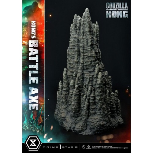 Godzilla vs Kong Replica 1/1 Kong's Battle Axe 95 cm Prime 1 Studio - 14