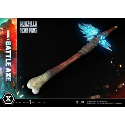 Godzilla vs Kong Replica 1/1 Kong's Battle Axe 95 cm Prime 1 Studio - 21
