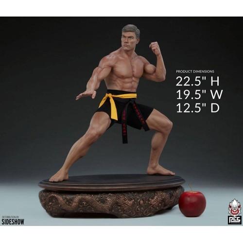 Jean-Claude Van Damme Statue 1/3 Jean-Claude Van Damme: Shotokan Tribute 57 cm PCS - 4