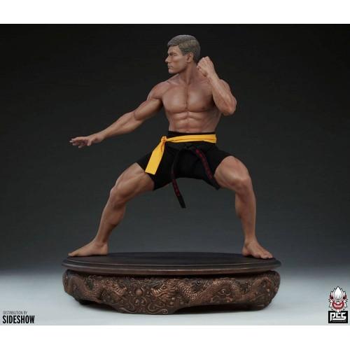 Jean-Claude Van Damme Statue 1/3 Jean-Claude Van Damme: Shotokan Tribute 57 cm PCS - 6